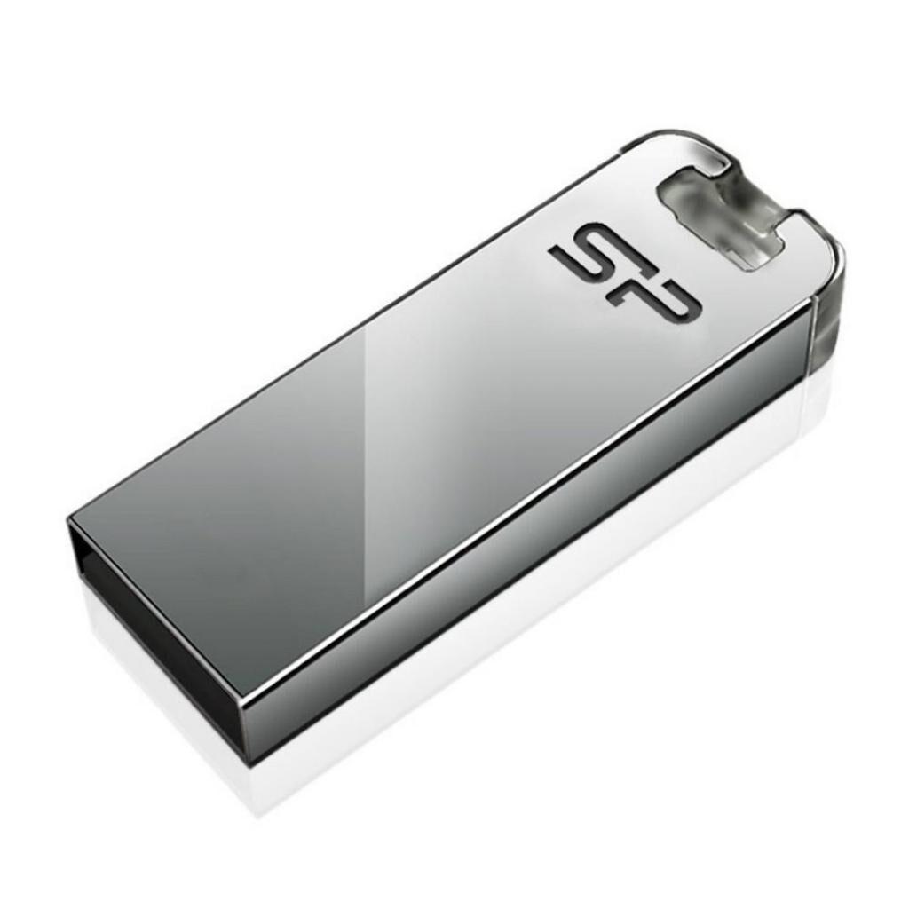 USB флеш накопитель Silicon Power Touch T03 32GB Transparent (SP032GBUF2T03V1F)