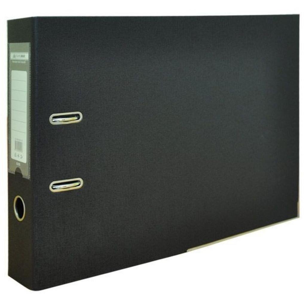 Папка - регистратор BUROMAX А3 double sided, 70мм PP, black (BM.3003-01)