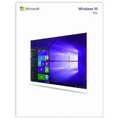 Операционная система Microsoft Win Pro 10 32-bit/64-bit All Lng PK Lic Online DwnLd NR (FQC-09131)