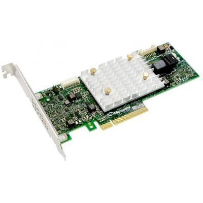 Контроллер RAID Adaptec SmartRAID 3101-4i Single 1xSFF-8643, 8xPCIe 1GB (1222291700-R/2291700-R)