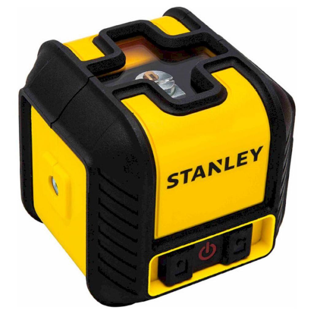Уровень Stanley Cubix лазерный кросслайнер, дальность 12м (STHT77498-1)