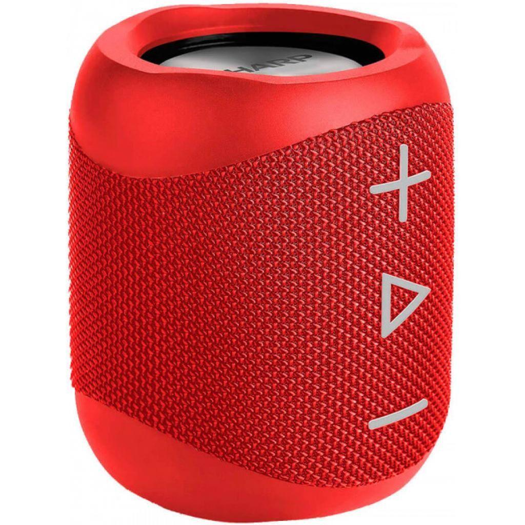 Акустическая система Sharp Compact Wireless Speaker Red (GX-BT180RD)