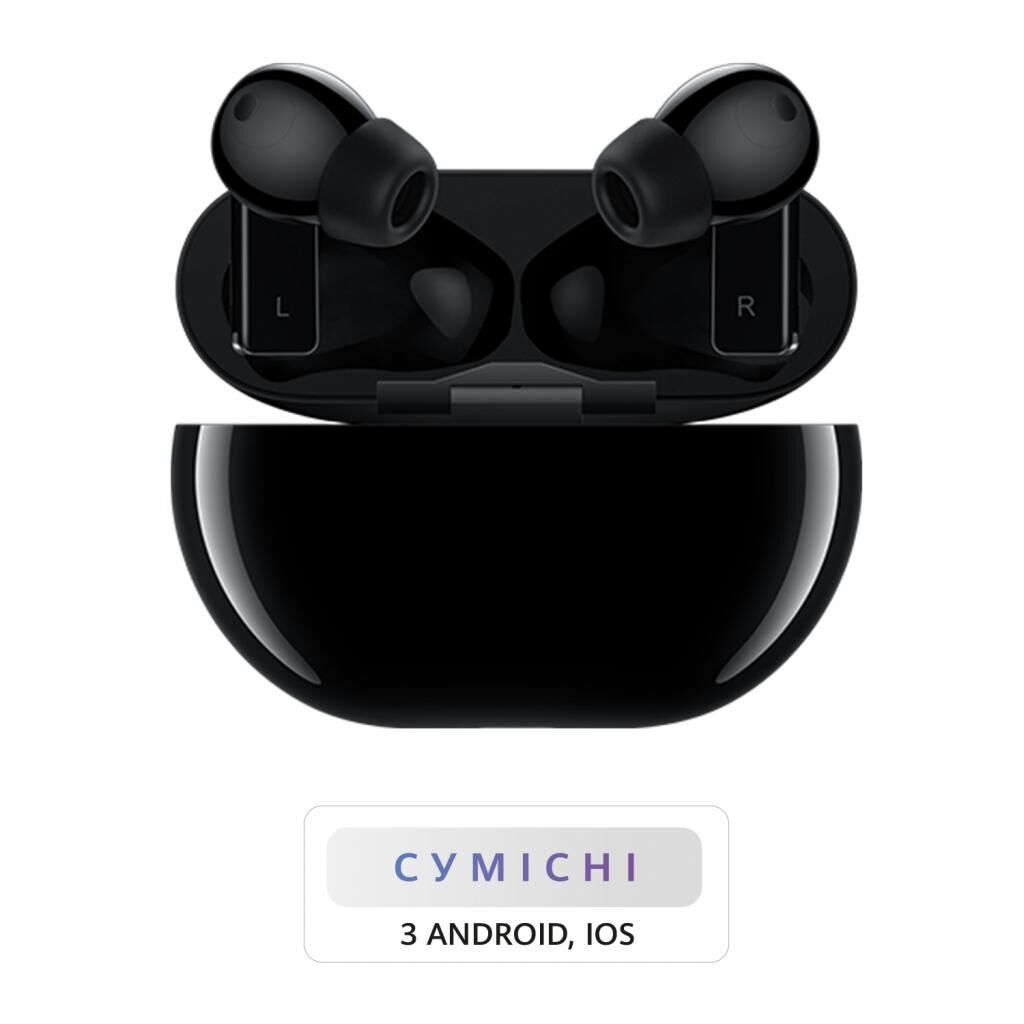 Наушники Huawei Freebuds Pro Carbon Black (55033756)