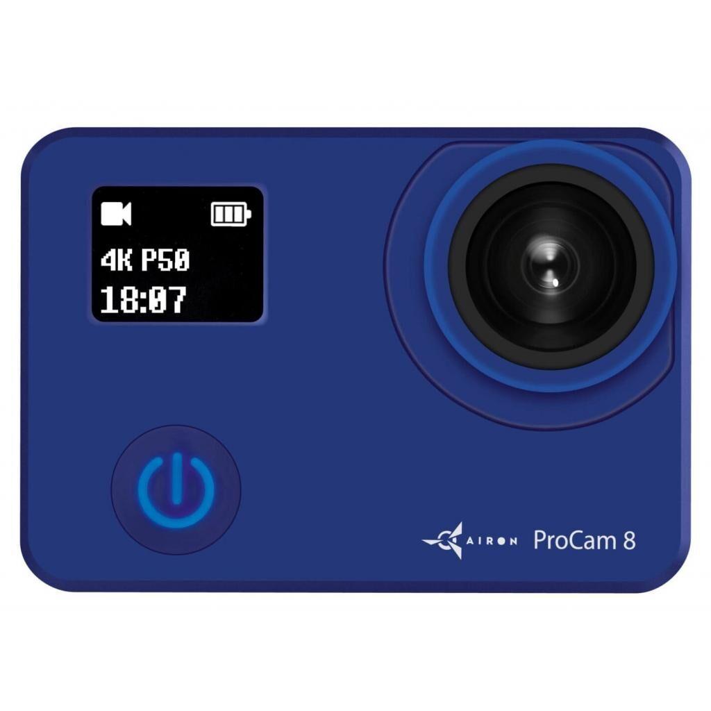 Экшн-камера AirOn ProCam 8 Blue (4822356754475)
