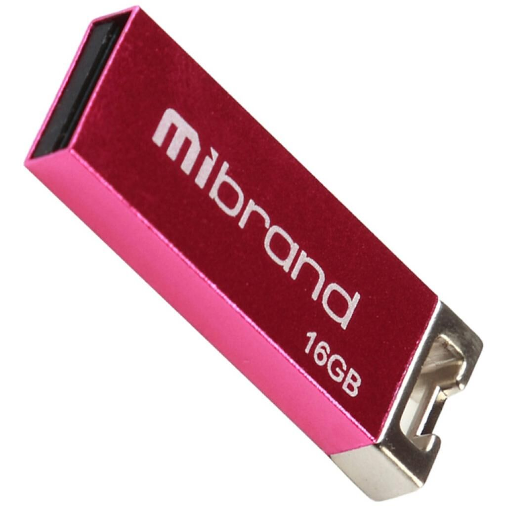 USB флеш накопитель Mibrand 16GB Сhameleon Pink USB 2.0 (MI2.0/CH16U6P)
