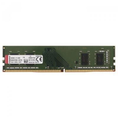 Модуль памяти для компьютера DDR4 4GB 2400 MHz Kingston (KVR24N17S6/4)