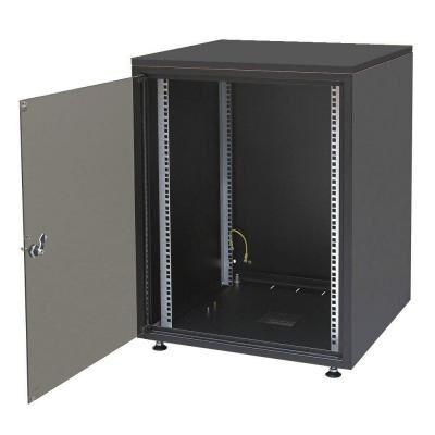 Шкаф напольный Zpas 18U 600x600 SJB (WZ-3987-01-04-161-BBL)