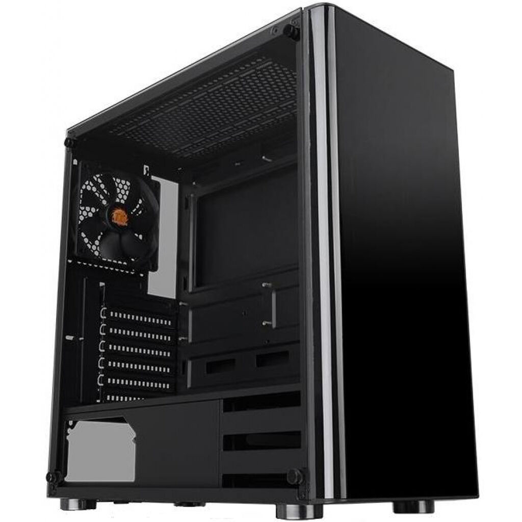 Корпус ThermalTake V200 Tempered Glass Edition (CA-1K8-00M1WN-00)