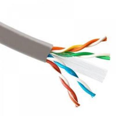 Кабель сетевой Atcom FTP 305м cat.6 Standart CCA (60510)