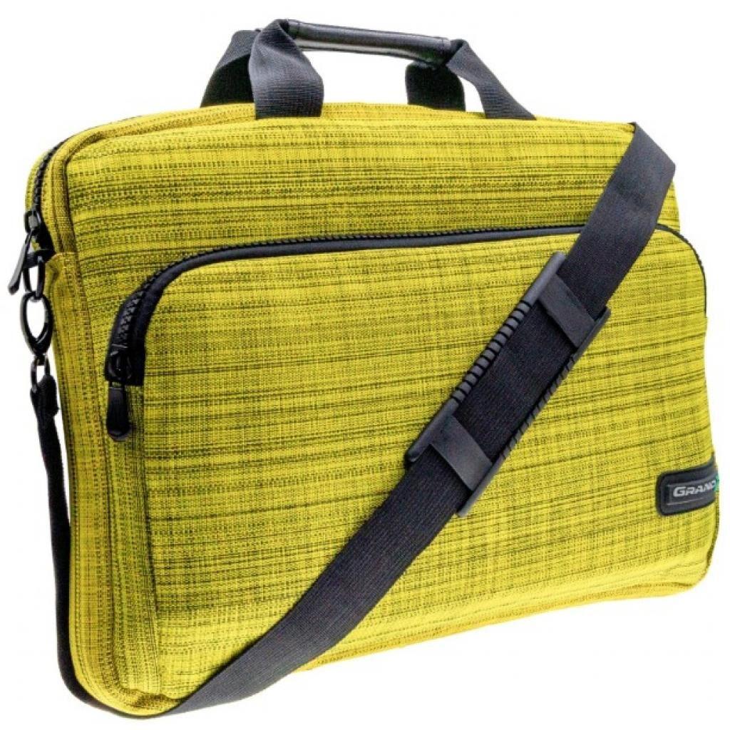 Сумка для ноутбука Grand-X 15.6'' SB-139X-Yellow (SB-139XY)