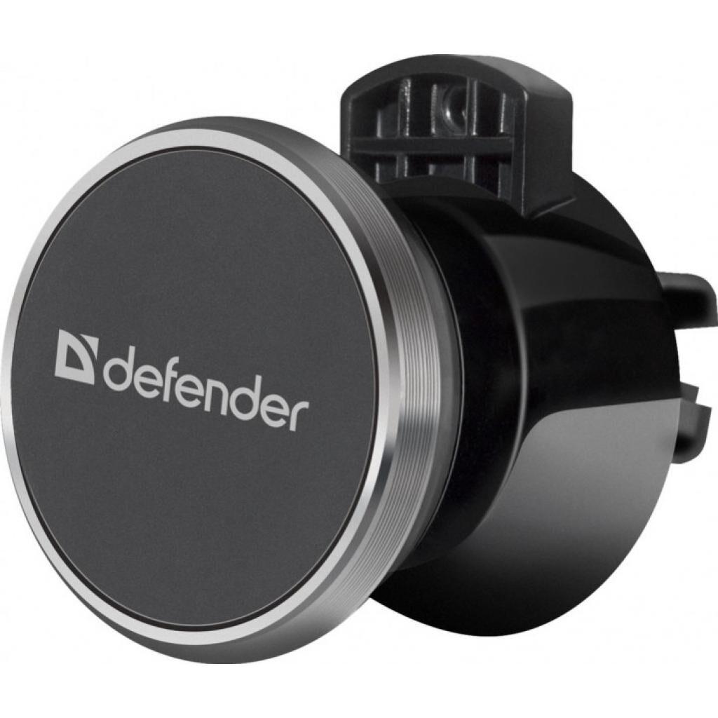 Универсальный автодержатель Defender CH-128 магнит, решетка вентиляции (29128)