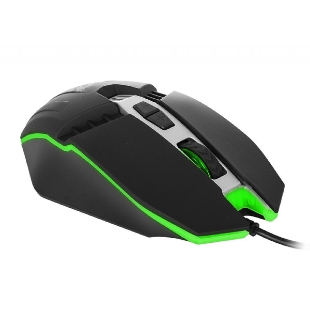 Мышка Ergo NL-710 Black (NL-710)