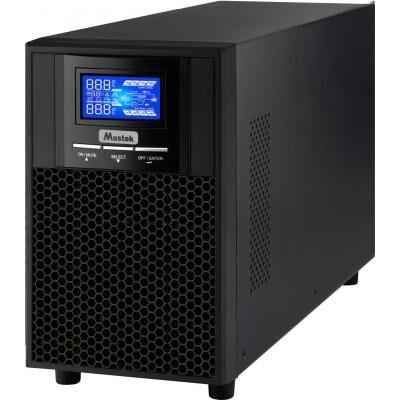 Источник бесперебойного питания Mustek PowerMust 2000 LCD (2000-LCD-ON-T20)