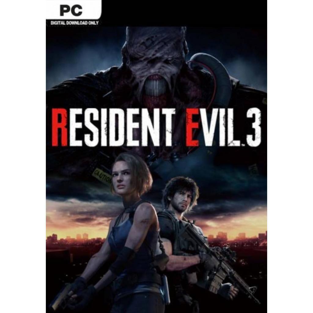 Игра PC Resident Evil 3 (18617830)