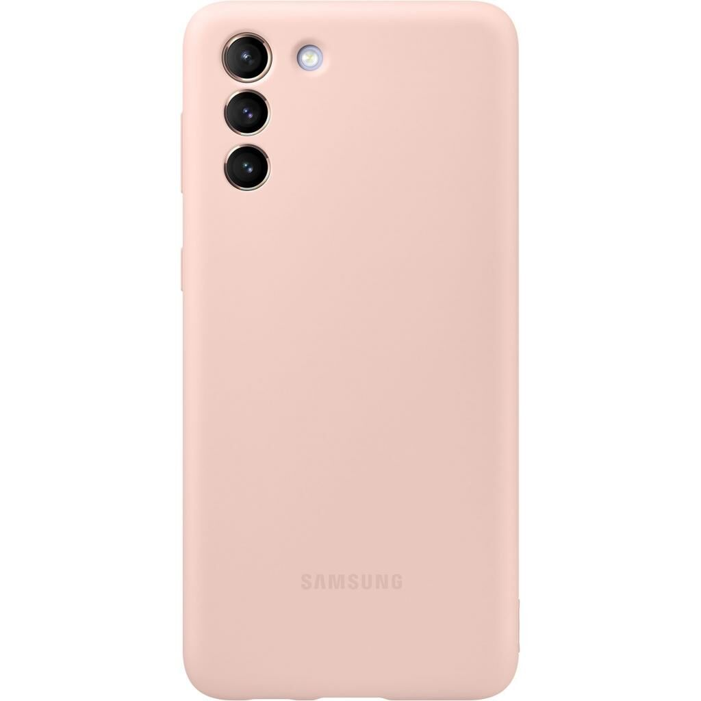 Чехол для моб. телефона Samsung Silicone Cover Samsung Galaxy S21+ Pink (EF-PG996TPEGRU)