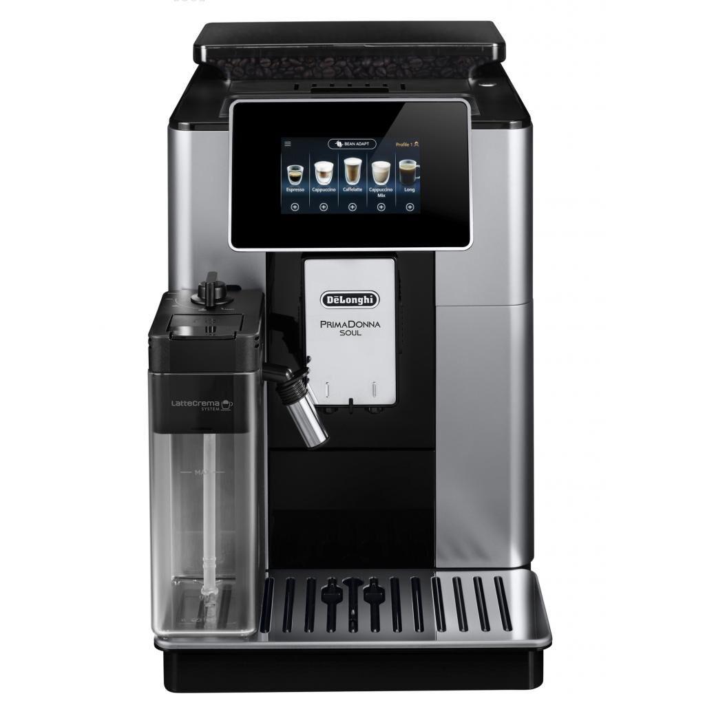 Кофеварка DeLonghi ECAM 610.55 SB (ECAM610.55SB)