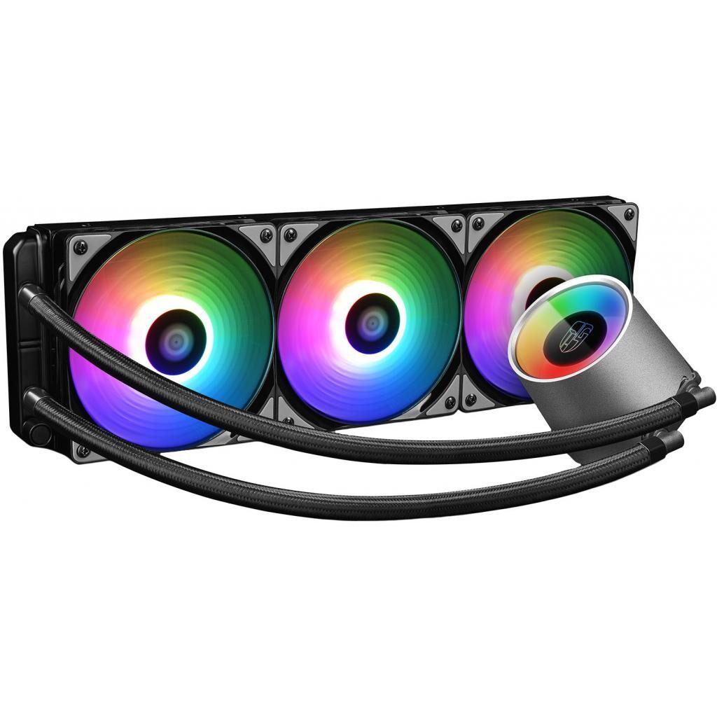 Система водного охлаждения Deepcool CASTLE 360 RGB V2