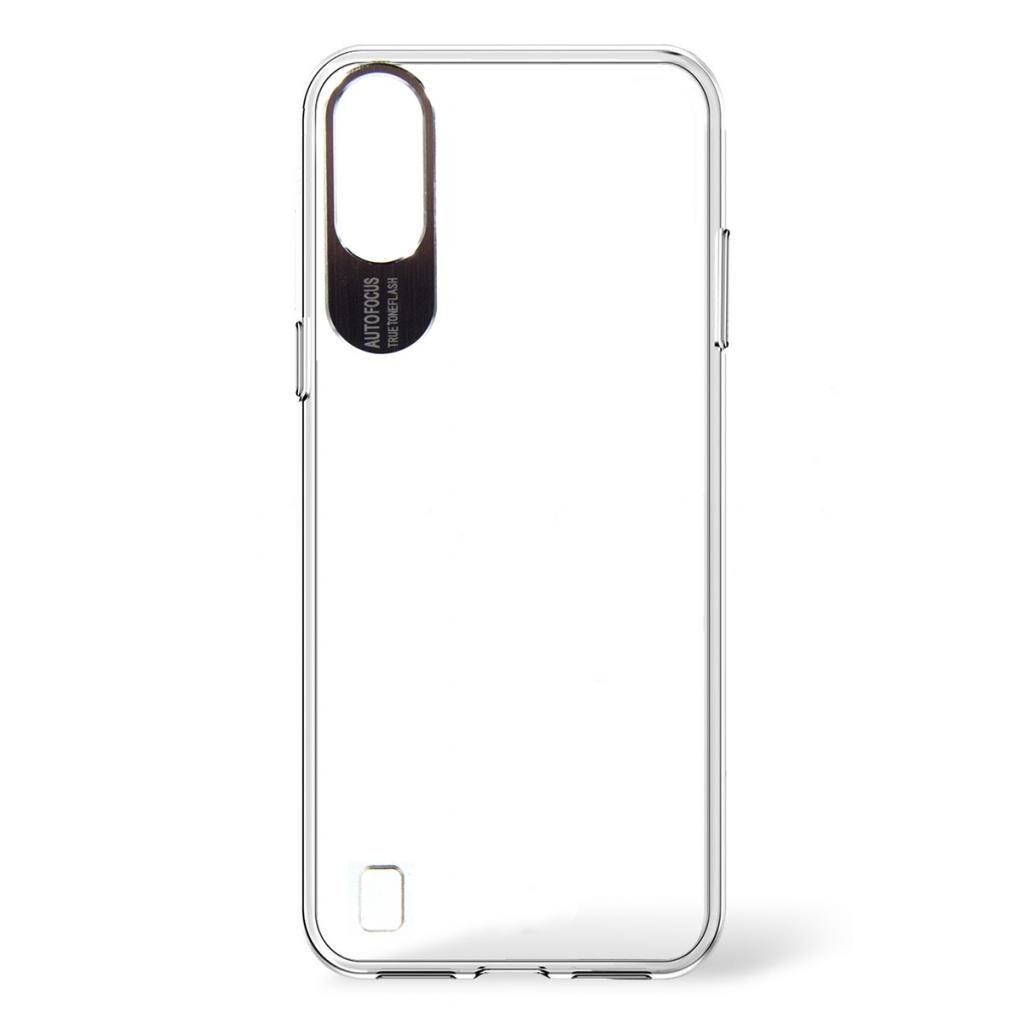 Чехол для моб. телефона Dengos Samsung Galaxy A01 (DG-TPU-TRP-39)