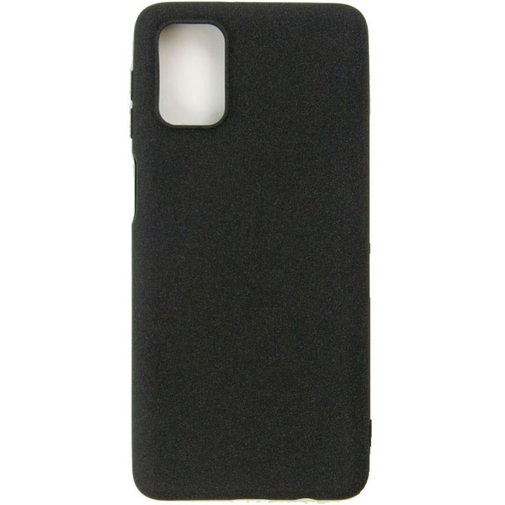 Чехол для моб. телефона Dengos Carbon Samsung Galaxy M31s, black (DG-TPU-CRBN-103)
