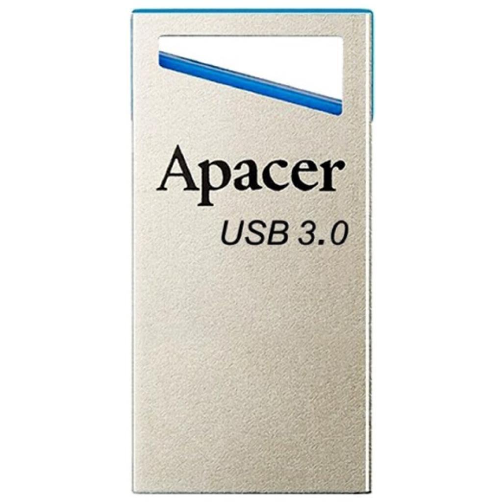 USB флеш накопитель Apacer 32GB AH155 Blue USB3.0 (AP32GAH155U-1)