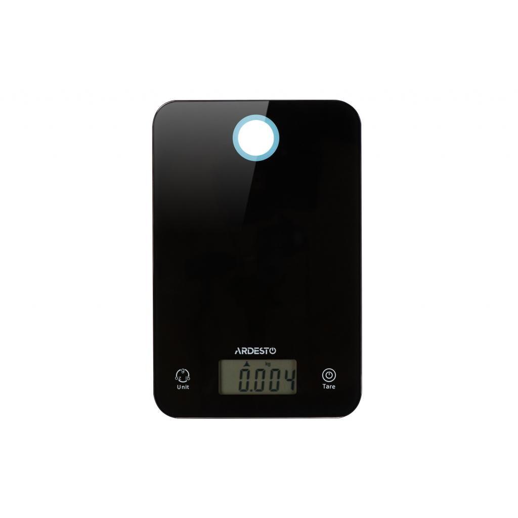 Весы кухонные Ardesto SCK-839B