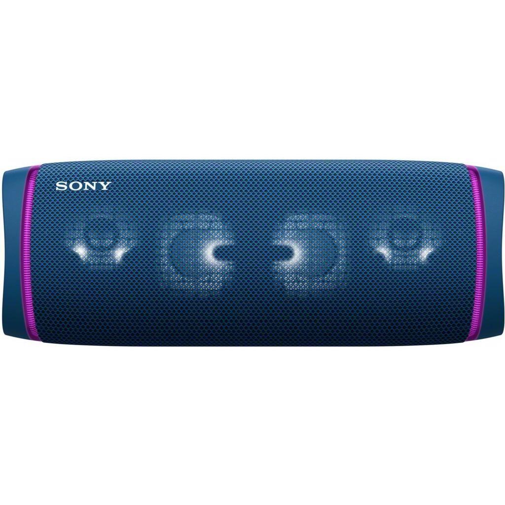Акустическая система SONY SRS-XB43 Extra Bass Blue (SRSXB43L.RU4)