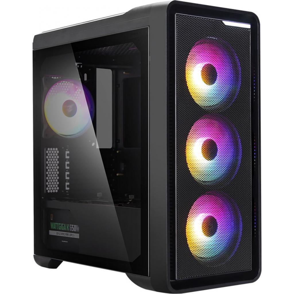 Корпус Zalman M3 PLUS RGB Black