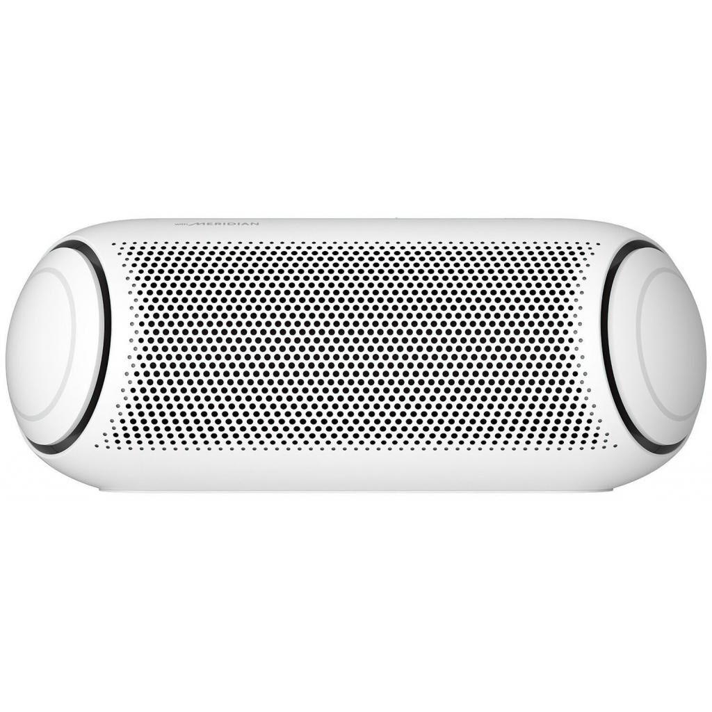 Акустическая система LG XBOOM Go PL5 White (PL5W.DCISLLK)