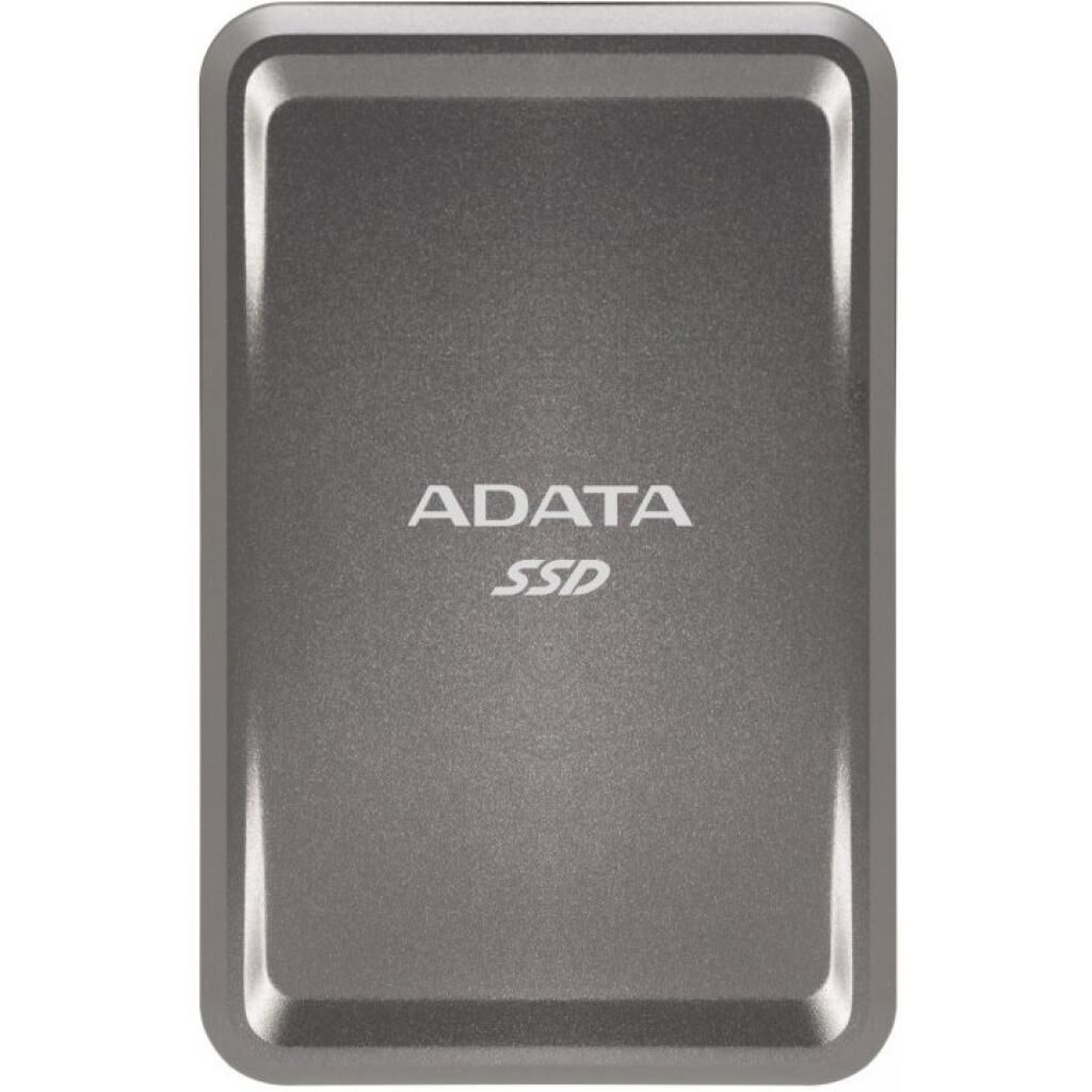 Накопитель SSD USB 3.2 250GB ADATA (ASC685P-250GU32G2-CTI)