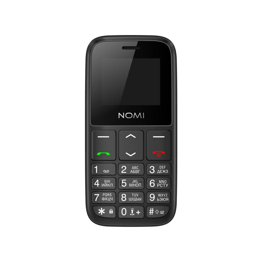 Мобильный телефон Nomi i1870 Black