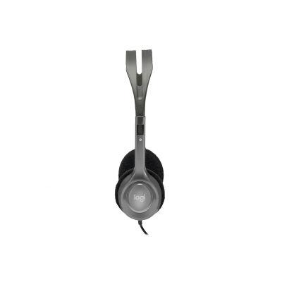 Наушники Logitech H111 Stereo Headset with 1*4pin jack (981-000593)