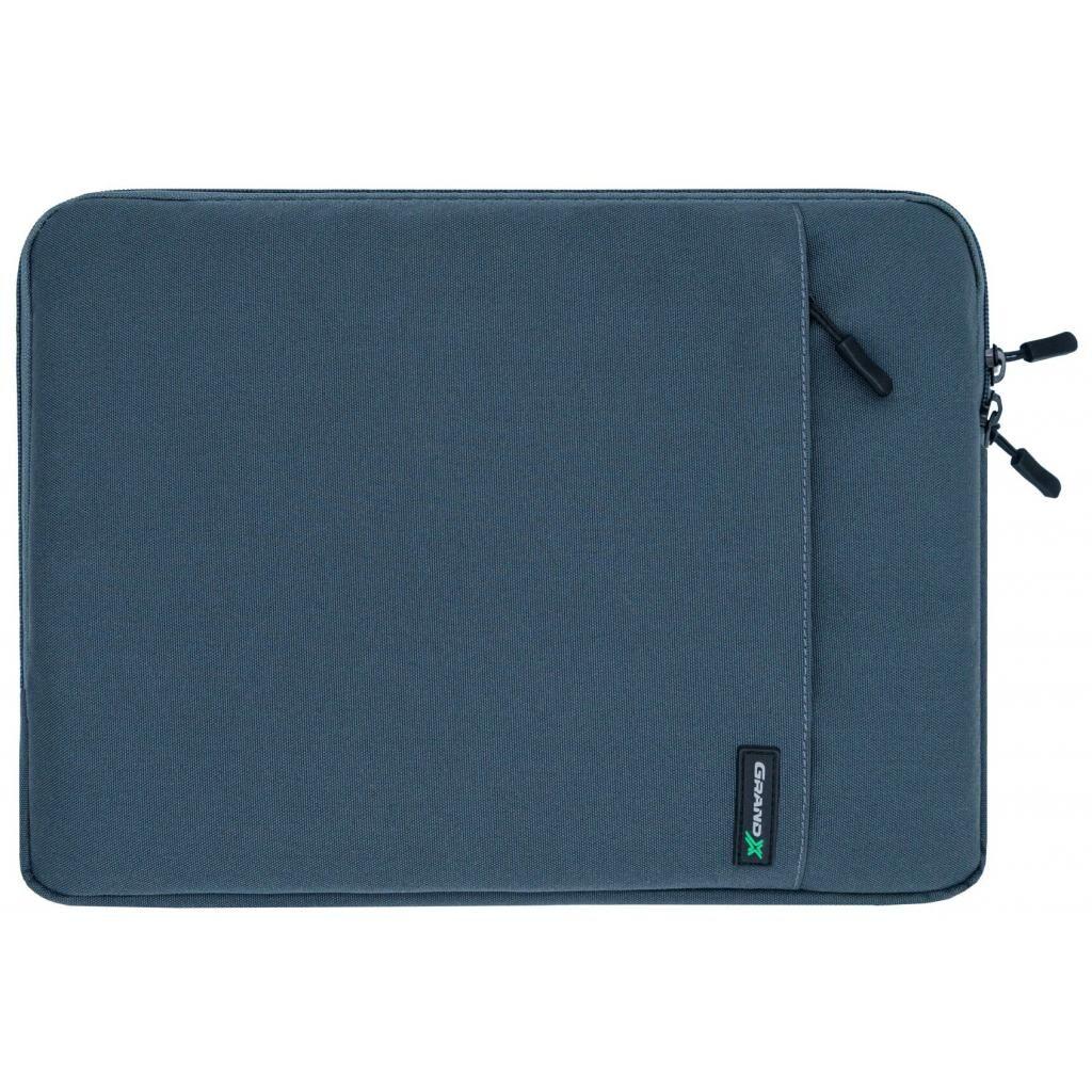Чехол для ноутбука Grand-X 14'' Dark Grey (SL-14D)