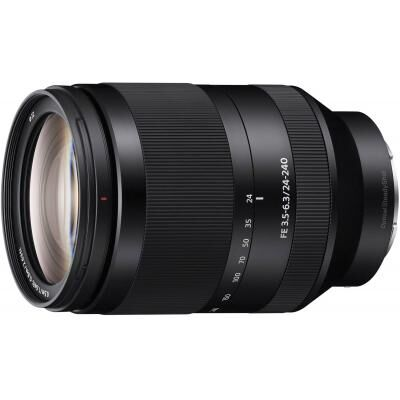 Объектив Sony 24-240mm f/3.5-5.6 для камер NEX FF (SEL24240.SYX)
