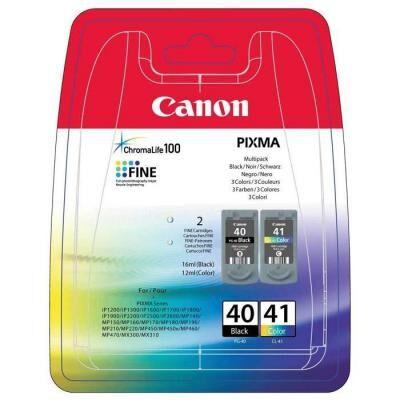 Картридж Canon PG-40 + CL-41 MultiPack (0615B043)