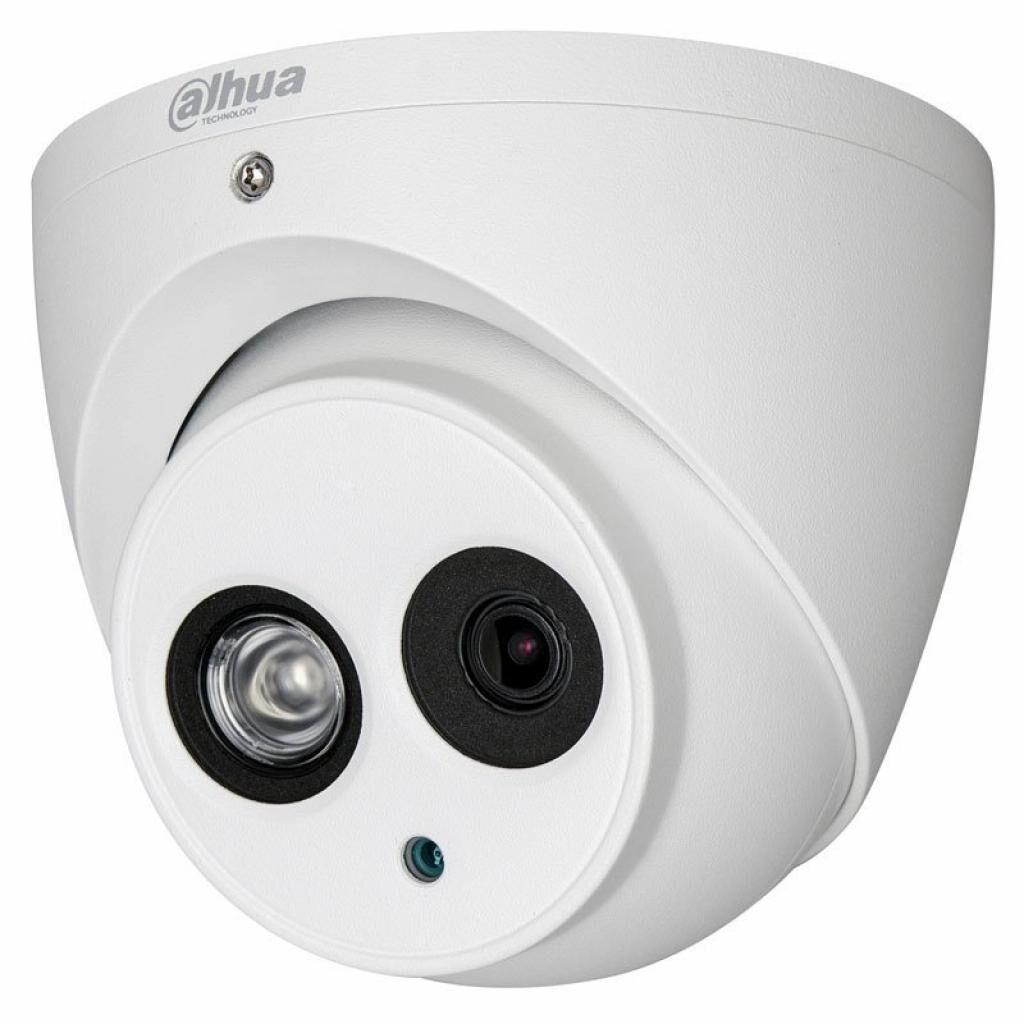 Камера видеонаблюдения Dahua DH-HAC-HDW1200EMP-A-S3 (3.6) (03706-05101)