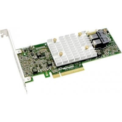 Контроллер RAID Adaptec SmartRAID 3154-8i Single 2xSFF-8643, 8xPCIe 4GB (1222291000-R/2291000-R)