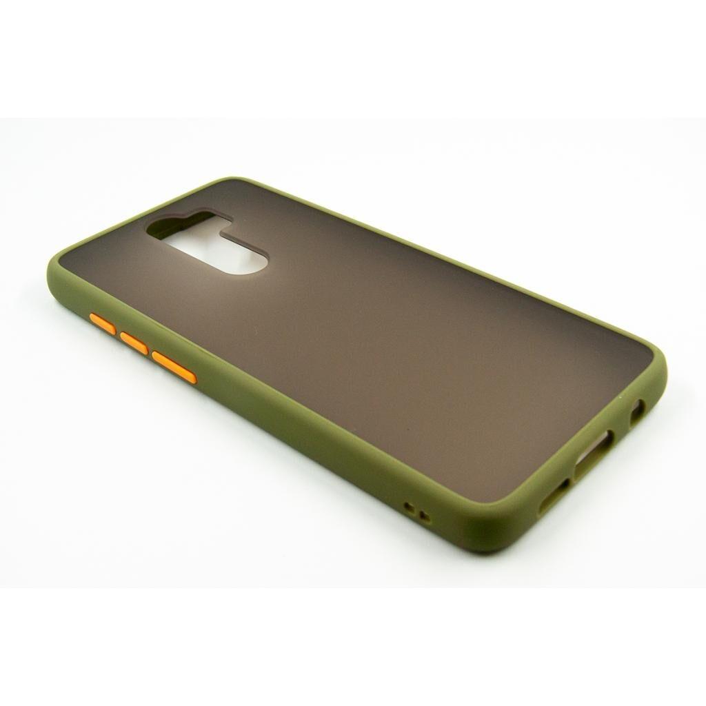 Чехол для моб. телефона DENGOS OPPO A5 2020 / A9 2020 black (DG-TPU-MATT-20)
