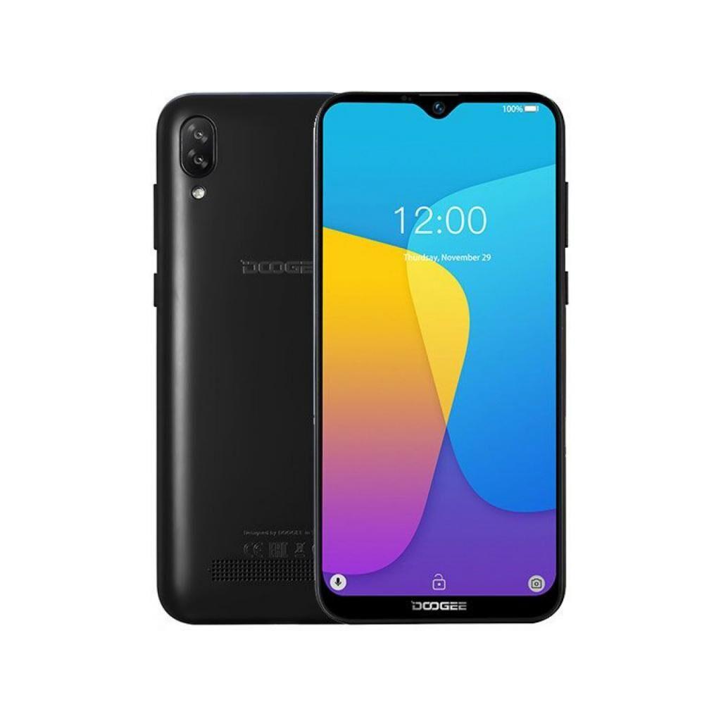 Мобильный телефон Doogee X90 1/16GB Black
