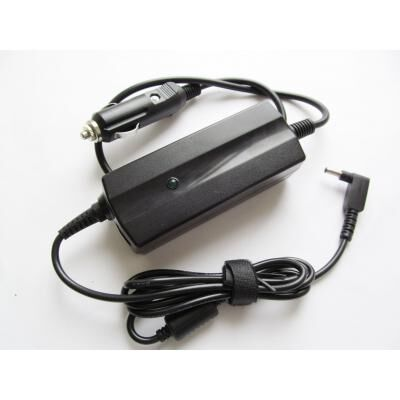 Блок питания к ноутбуку Alsoft [car 12В-16В] Asus 90W 19V, 4.74A, разъем 4.0/1.35 + 2*USB (A40286)