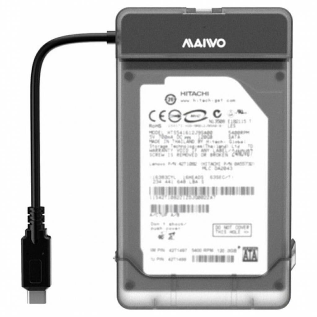 Адаптер Maiwo USB3.1 GEN1 TypeC to HDD 2,5