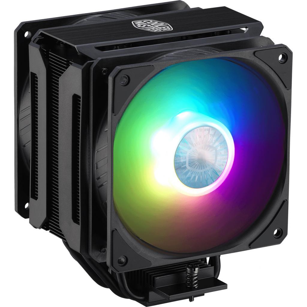 Кулер для процессора CoolerMaster MasterAir MA612 Stealth ARGB (MAP-T6PS-218PA-R1)