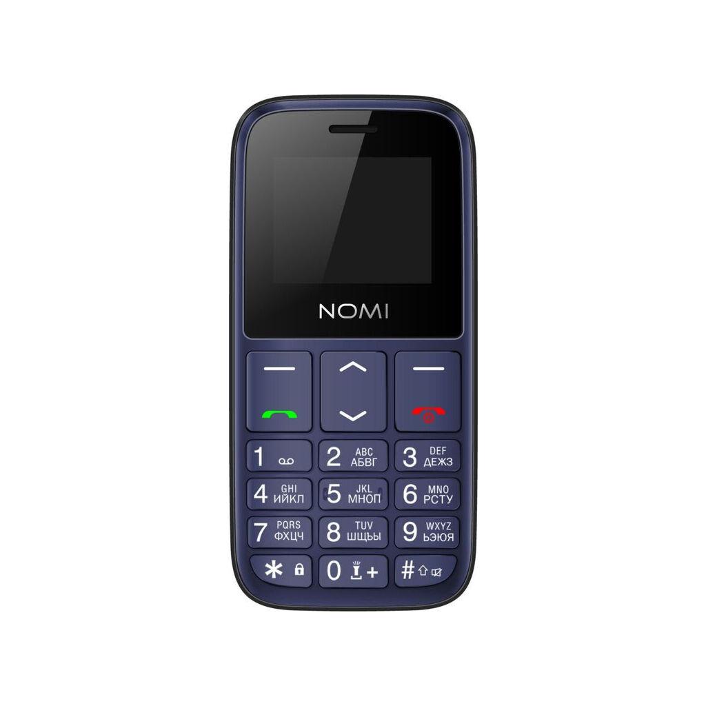 Мобильный телефон Nomi i1870 Blue