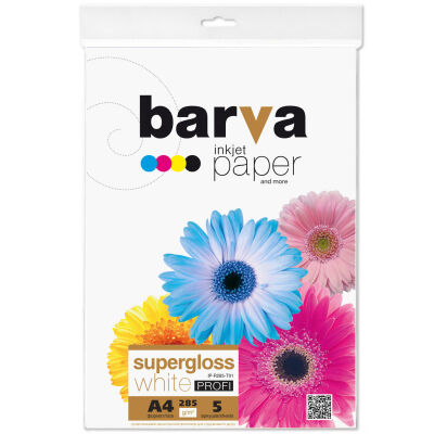 Бумага Barva A4 PROFI (IP-BAR-P-R285-T01)