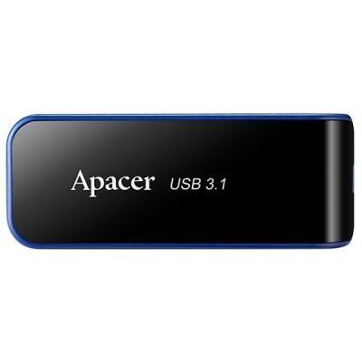 USB флеш накопитель Apacer 32GB AH356 Black USB 3.0 (AP32GAH356B-1)
