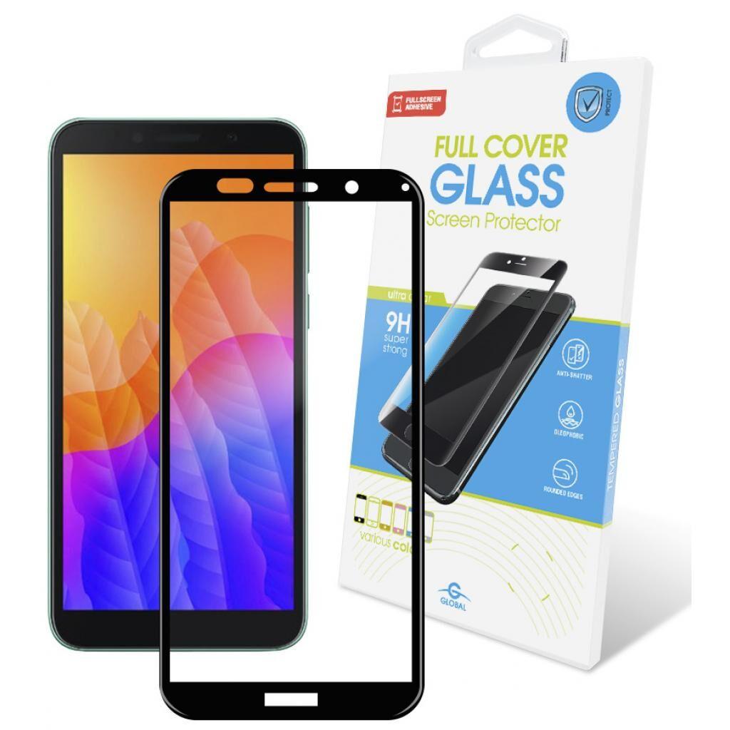 Стекло защитное GLOBAL Full Glue Huawei Y5p (1283126501555)