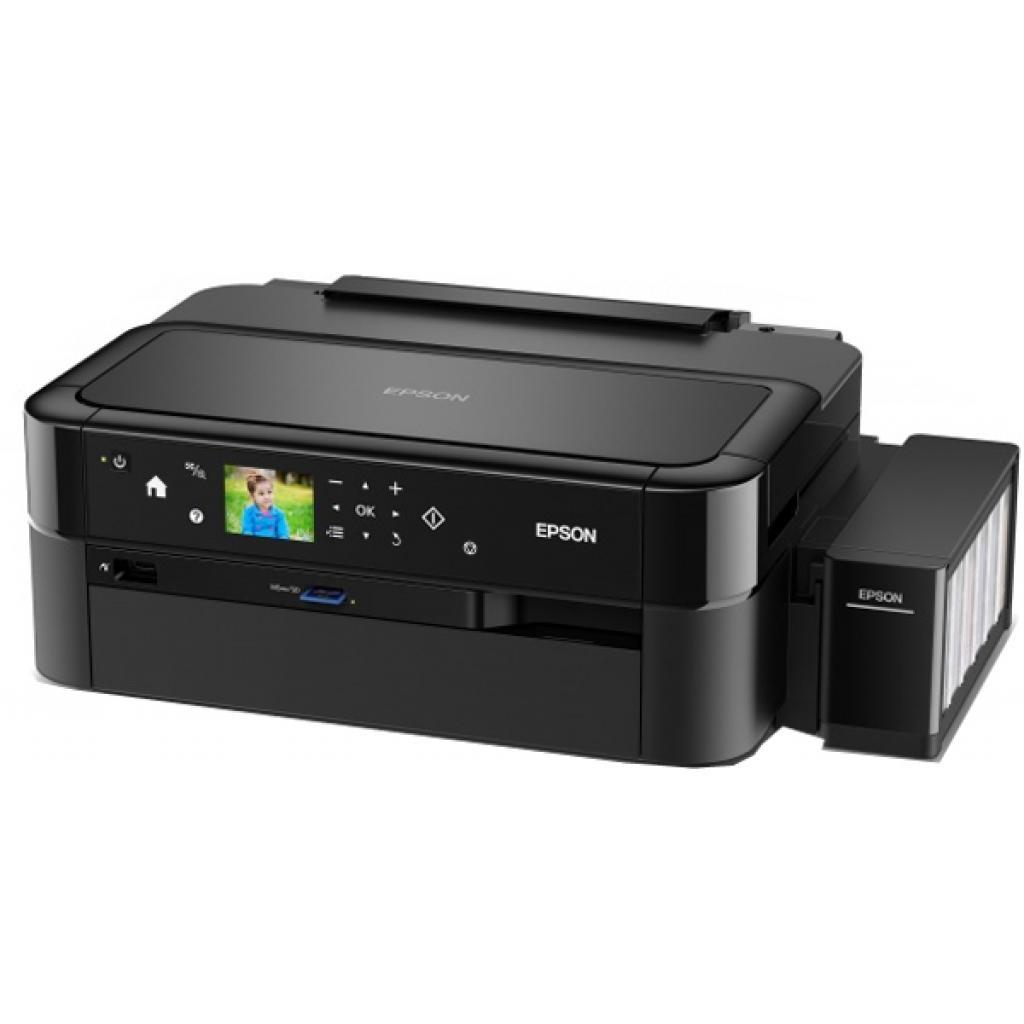 Струйный принтер EPSON L810 (C11CE32402)