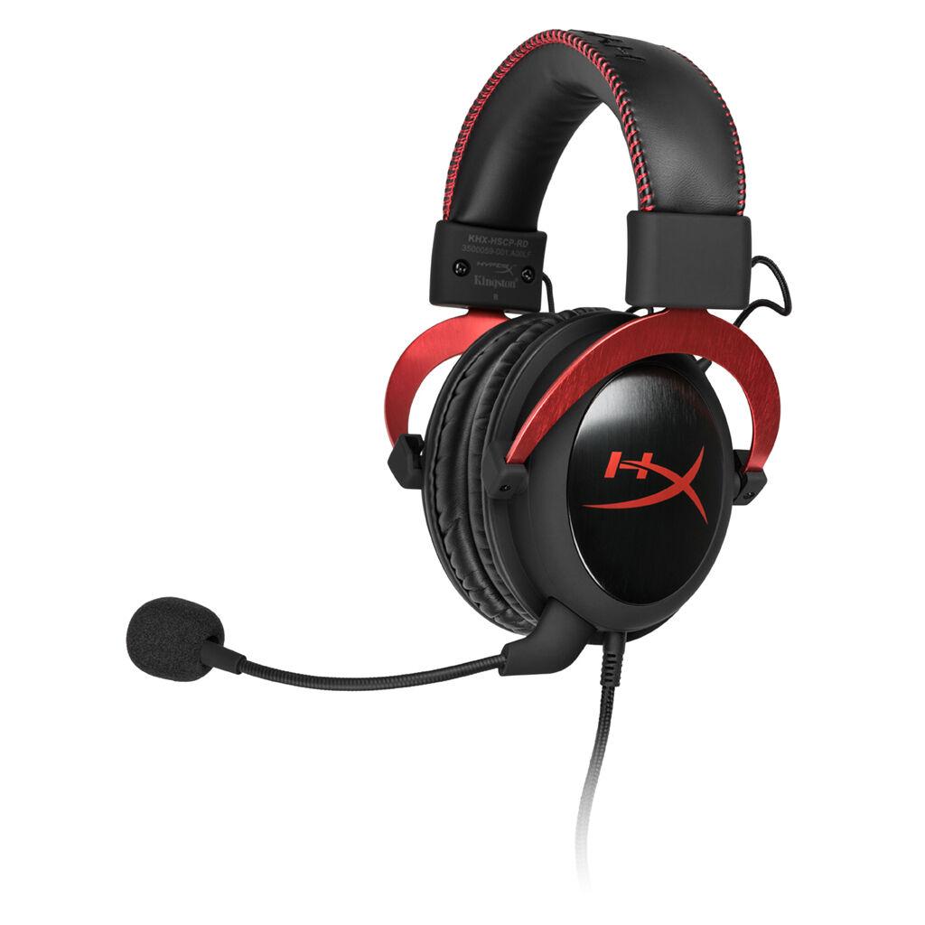 Наушники HyperX Cloud II Gaming Red (KHX-HSCP-RD)