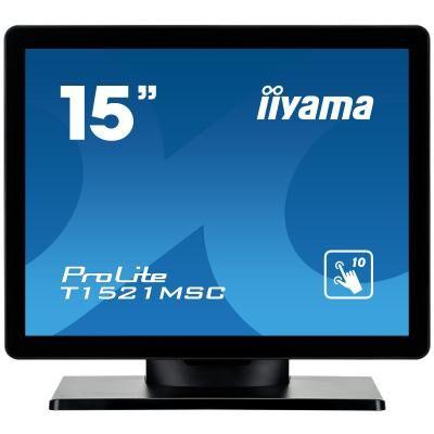 Монитор iiyama T1521MSC-B1