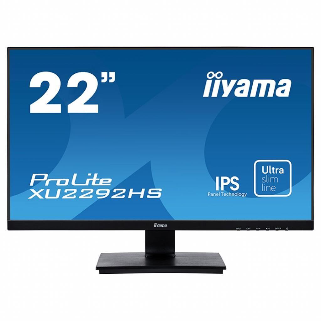 Монитор iiyama XU2292HS-B1