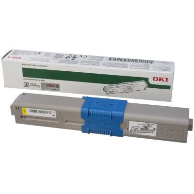 Тонер-картридж OKI C332/MC363 46508737/YELLOW 1.5K NON EU (46508737.000)